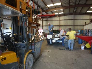 Houston Scrap Metals We buy scrap metal in Houston, Texas