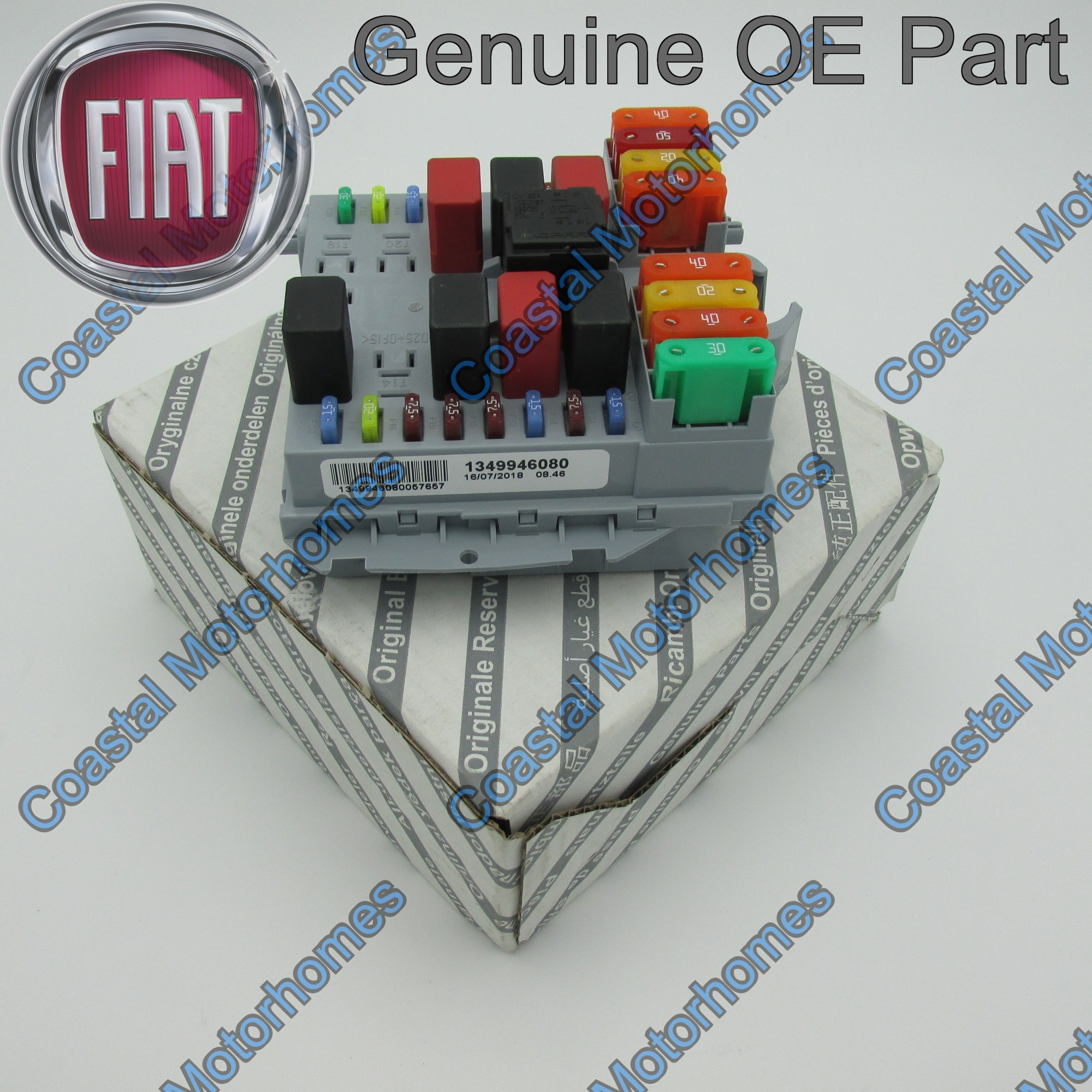 hight resolution of fiat ducato peugeot boxer citroen relay fuse box 2006 2011 oe