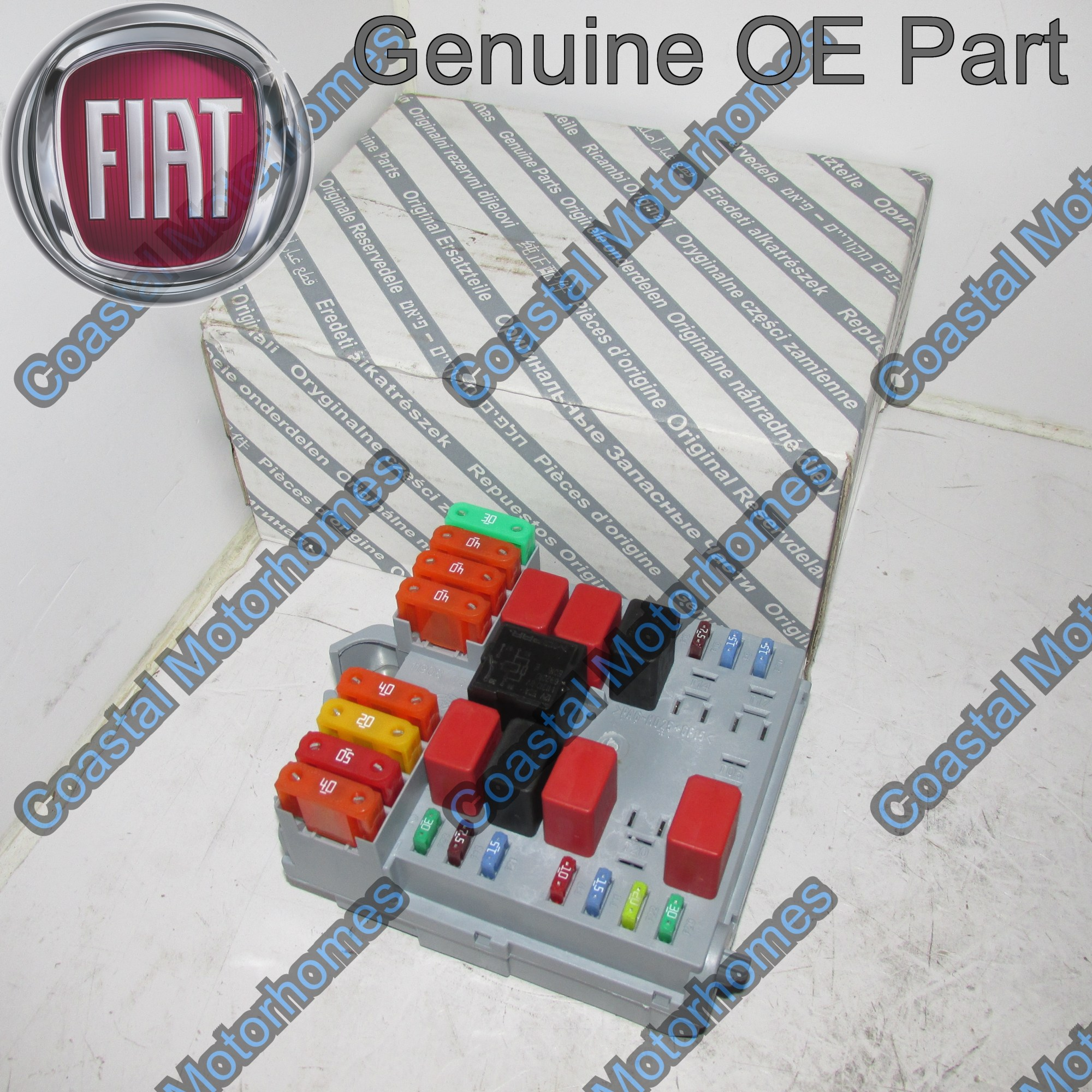 hight resolution of fiat ducato peugeot boxer citroen relay fuse box 2011 onwards oe