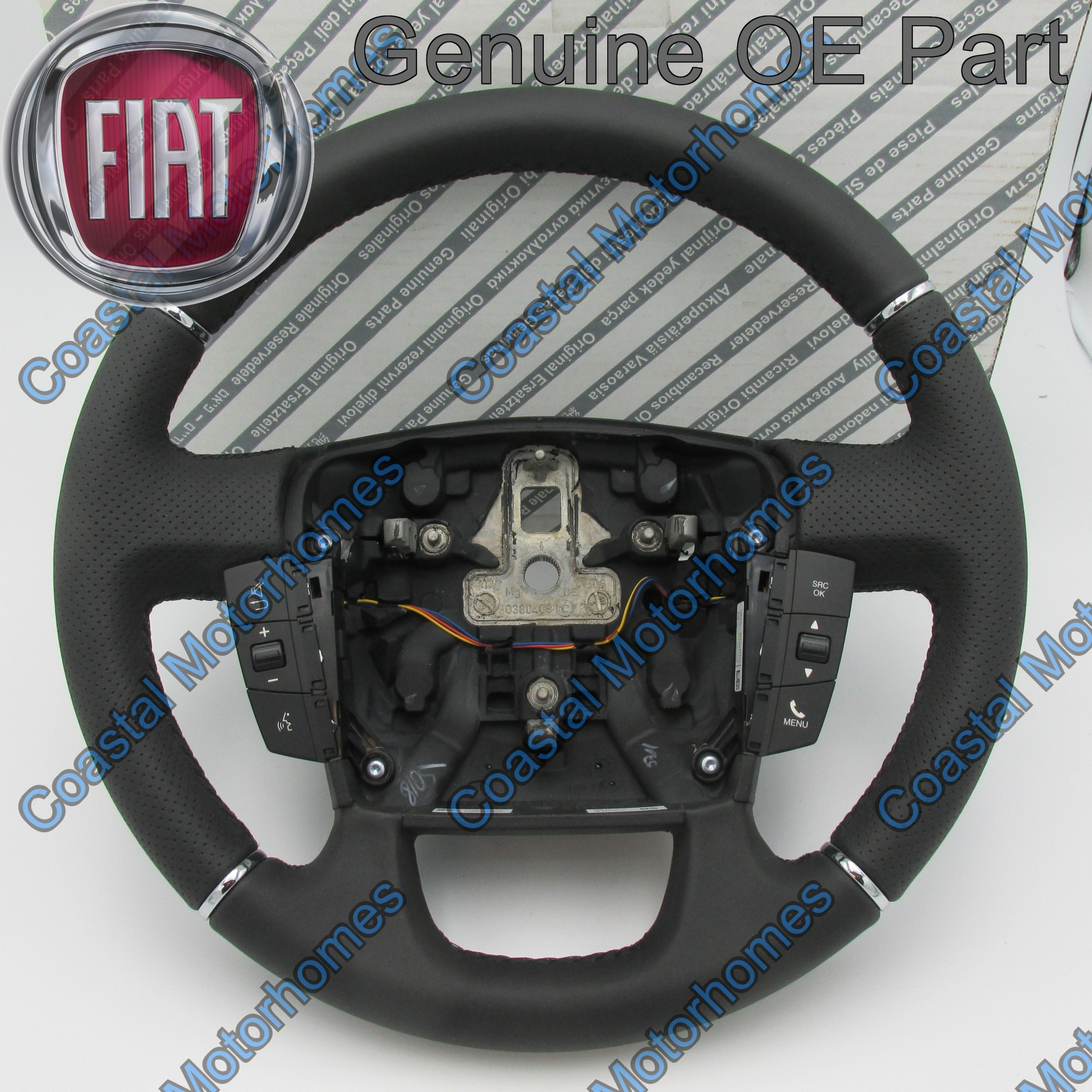 hight resolution of fiat ducato peugeot boxer citroen relay leather steering wheel controls 11 14
