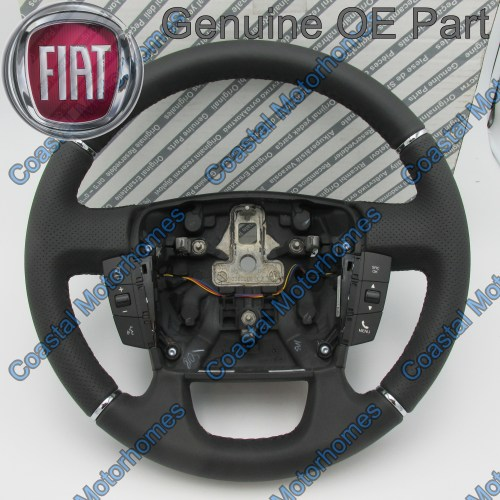 small resolution of fiat ducato peugeot boxer citroen relay leather steering wheel controls 11 14