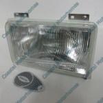 Fits Peugeot J5 Citroen C25 Headlights Pair Headlamps Hymer Motorhome Ebay