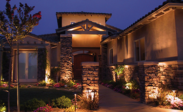 architectural accent lighting in swfl