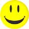 happy face 60x60