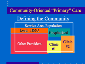 defining community Defining community capacity: a framework and implications from a comprehensive community initiative robert j chaskin the chapin hall center for children at the.