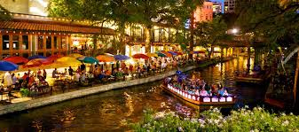 A view of the San Antonio Riverwalk, site of the 5th National Workshop