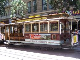 San Francisco's Powell and Mason Street  cable car lines
