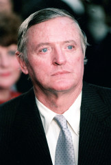 "William F. Buckley, Jr, Creator and Host of Public Broadcasting System's ""Firing Line"""