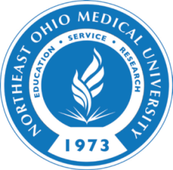The seal of the Northeast Ohio Medical University