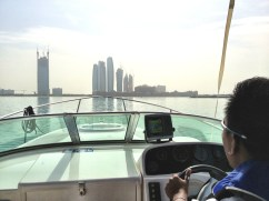 Own Boat Tuition abu dhabi Coastal safety sea school