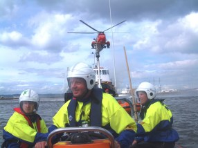 coastal safety RYA TOC Tender Operator certificate course