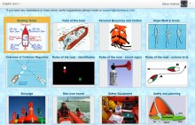 Coastal Safety Marine Knowledge online learning course