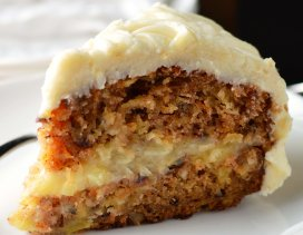 captains carrot cake