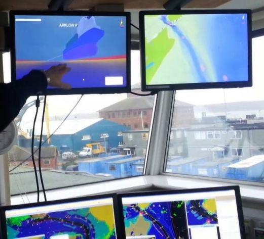Vessel Traffic Services VTS ship safety