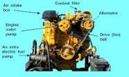 marine boat engines safety pre start checks