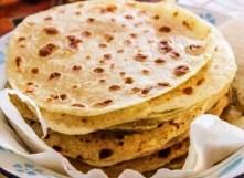 Pol Coconut Roti Short Eat Snack Sri Lanka 8