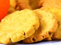 Cardamom Orange Cookies 1