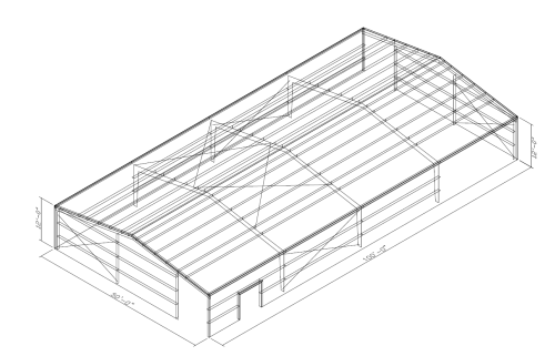 small resolution of steel pole building open diagram