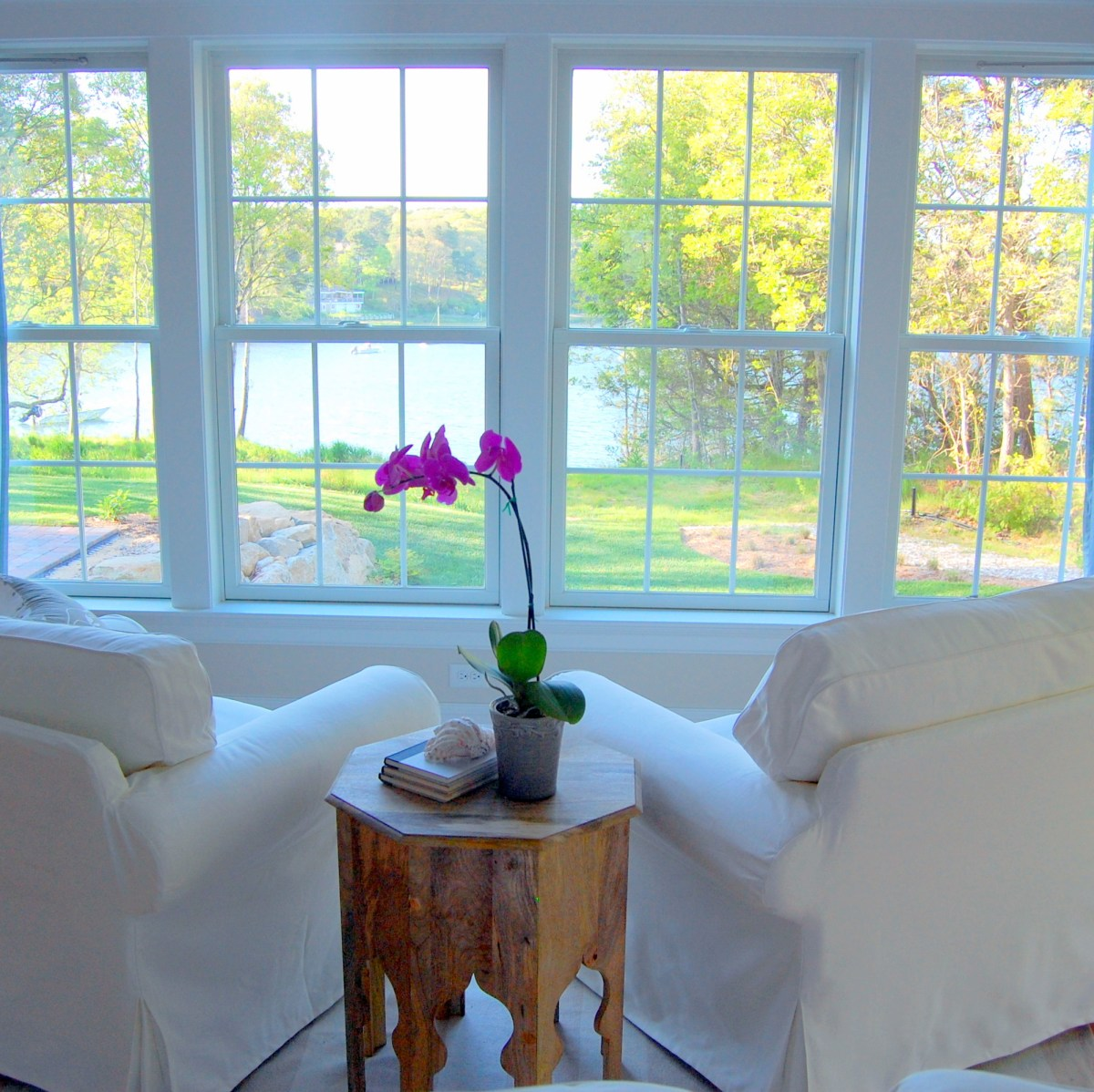 Staging coastal home since 2008