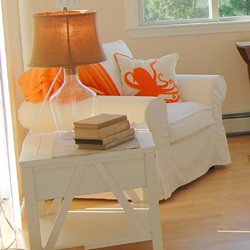 Gallery of images of staged home in Fairhaven MA
