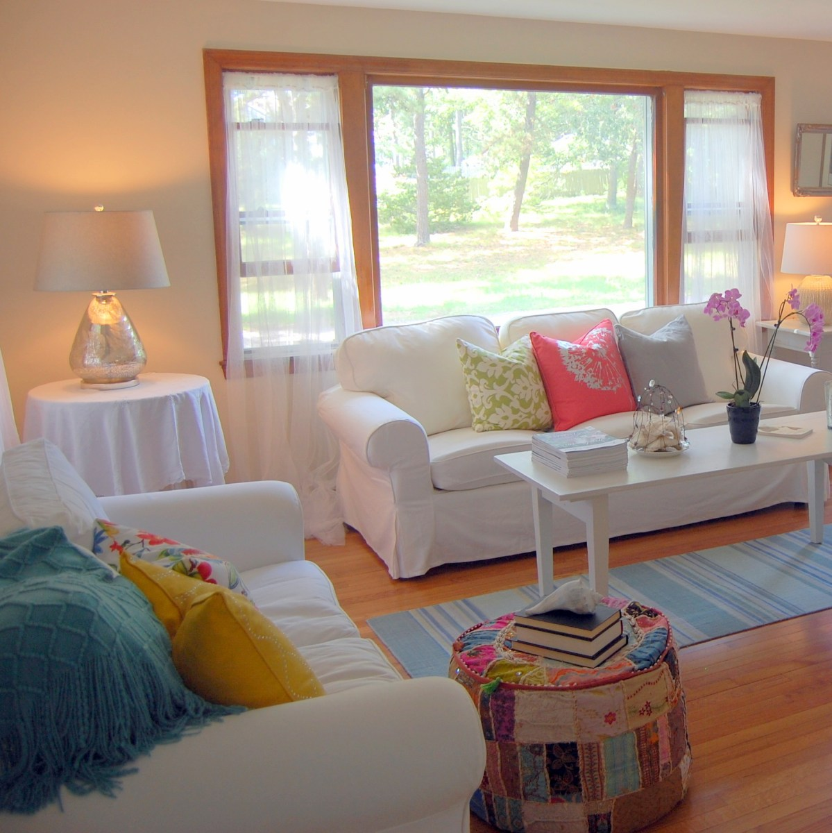 Professional home stager serving Dennis, Cape Cod and surrounding areas