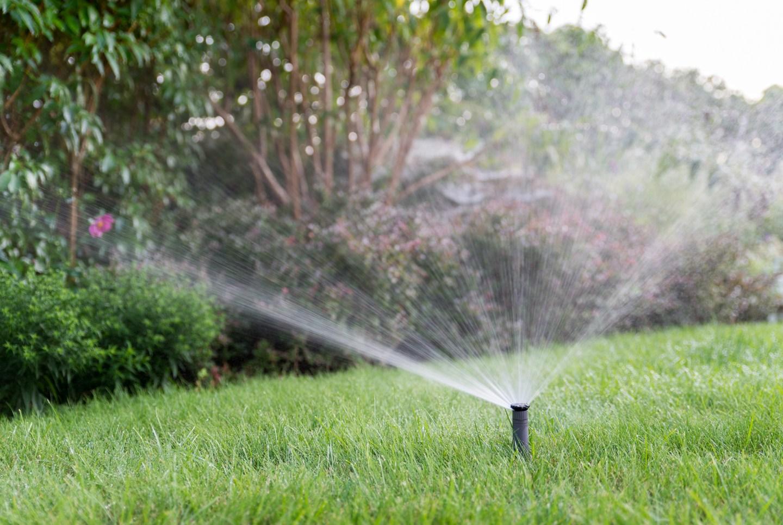 irrigation system repair installation