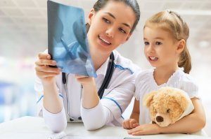 pediatric x-ray