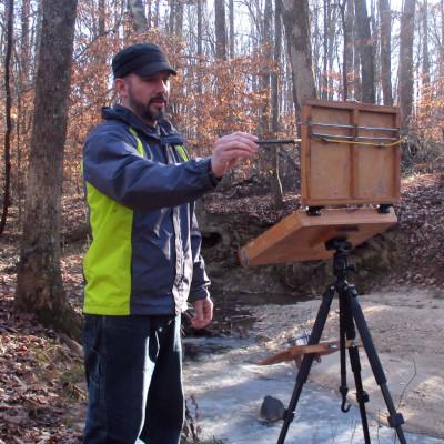 Jeremy Sams, Plein Air Artist, Archdale, North Carolina