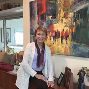 Gloria Coker, Plein Air Painter