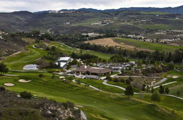 Tierra Rejada Golf Club in Moorpark