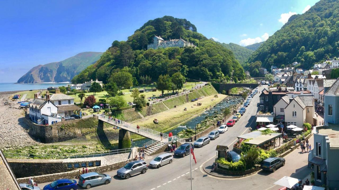 LYNMOUTH SHOPS