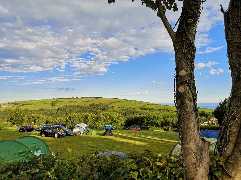 Camping & Touring Cornwall