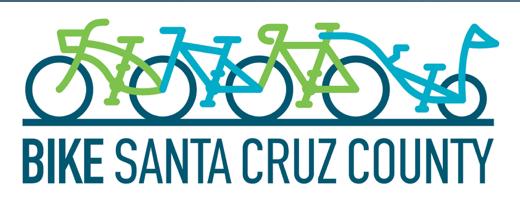 Bike Santa Cruz County logo