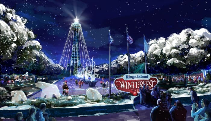 WinterFest Returns to Kings Island  Coaster Nation