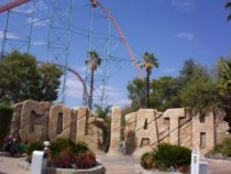 Review of Goliath at Six Flags Magic Mountain
