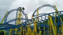 Impulse Roller Coaster Knoebels