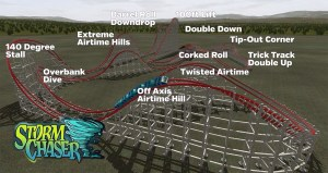 Storm Chaser at Kentucky Kingdom Revealed