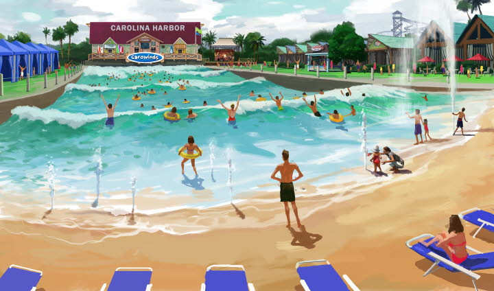 Carowinds 2016 Announcement Details – Coaster Hub