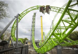 Monster Opens at Adventureland