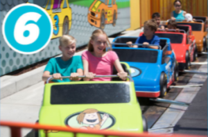 Carowinds Announces Camp Snoopy, Six Attractions Within