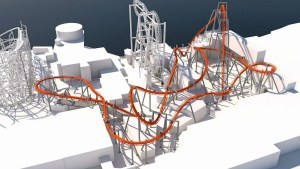 Grona Lund Files Plans for B&M Inverted Coaster in 2020