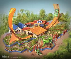 Shanghai Disneyland Unveils Toy Story Land for 2018