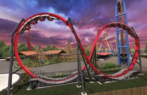 Six Flags Discovery Kingdom Announces Harley Quinn Crazy Coaster, Skyline Attractions Skywarp