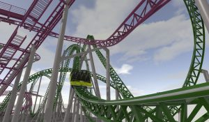 American Dream's Nickelodeon Universe to Debut Two Record-Breaking Coasters