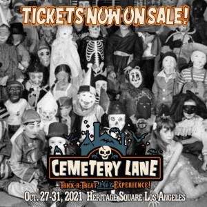 CEMETERY LANE TICKETS ON SALE NOW!