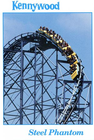 Steel Phantom Coasterpedia