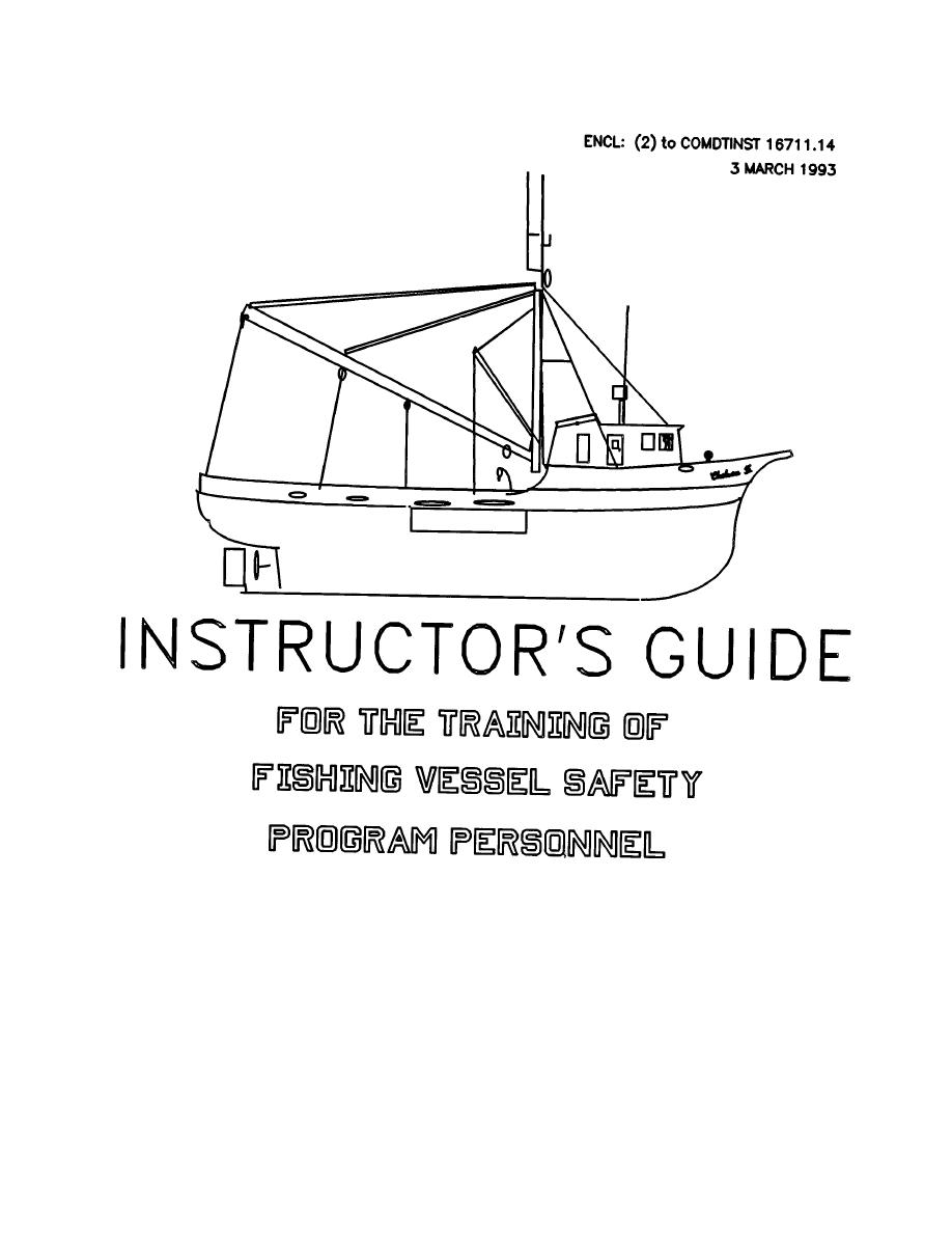 Instructors Guide Cover Sheet
