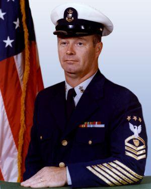 Coast Guard mourns the death of Master Chief Phillip F