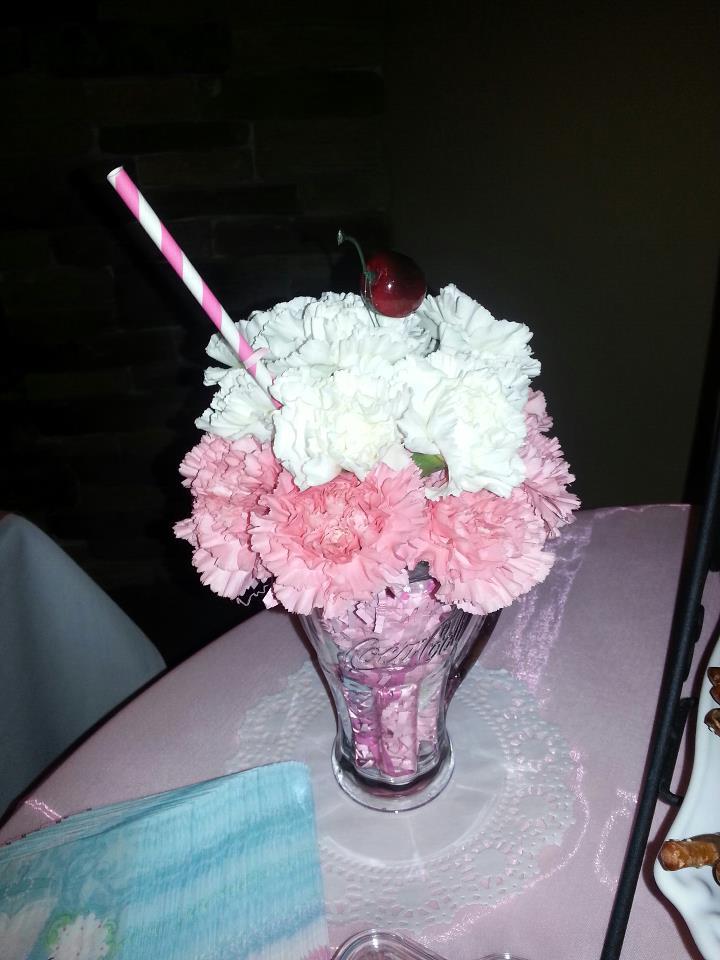 Ice Cream Social Bridal Shower  The Pinteresting Diva
