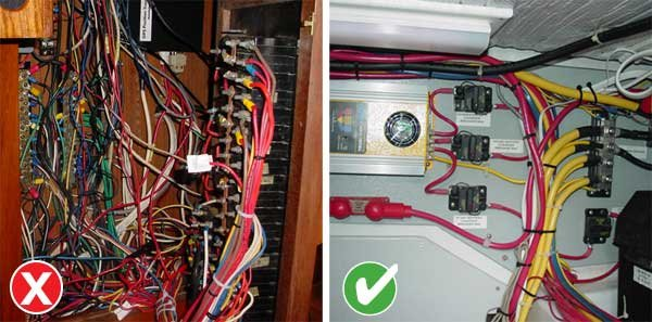Lowrancer Marine Electrical Parts Wiring